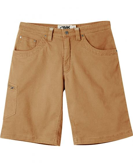 Mountain Khakis Men's Classic Fit Camber 107 Shorts - 9