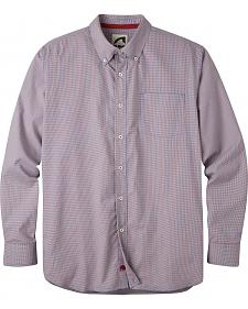 Mountain Khakis Men's Ruby Uptown Tattersall Shirt