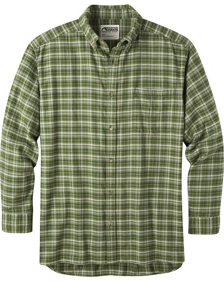 Mountain Khakis Men's Scout Downtown Flannel Shirt