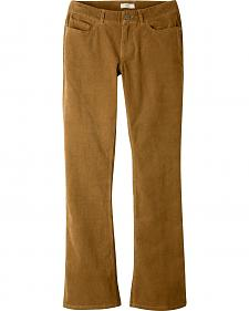 Mountain Khakis Women's Canyon Cord Slim Fit Pants - Petite
