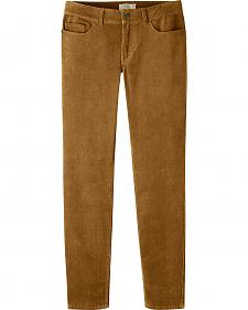 Mountain Khakis Women's Canyon Cord Slim Fit Skinny Pants