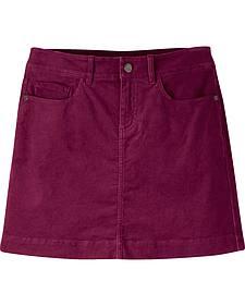 Mountain Khakis Women's Hollyhock Canyon Cord Slim Fit Skirt