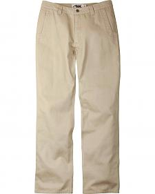 Mountain Khakis Men's Sand Teton Slim Fit Pants