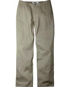 Mountain Khakis Men's Olive Teton Slim Fit Pants