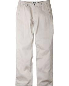 Mountain Khakis Men's Slate Teton Slim Fit Pants