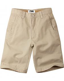 Mountain Khakis Men's Sand Teton Relaxed Fit Shorts