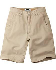 Mountain Khakis Men's Sand Teton Relaxed Fit Shorts