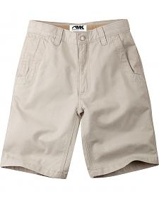 Mountain Khakis Men's Slate Teton Relaxed Fit Shorts