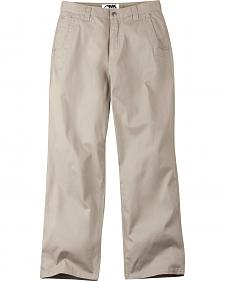 Mountain Khakis Men's Lake Lodge Relaxed Fit Twill Pants