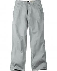 Mountain Khakis Men's Relaxed Fit Lake Lodge Twill Pants