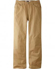 Mountain Khakis Men's Canyon Twill Classic Fit Pants