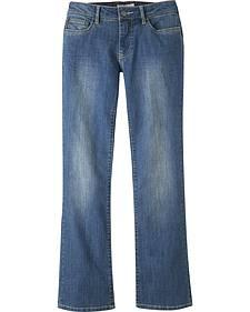 Mountain Khakis Women's Genevieve Bootcut Jeans - Petite