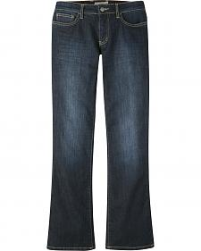 Mountain Khakis Women's Genevieve Bootcut Jeans - Long