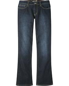 Mountain Khakis Women's Genevieve Bootcut Jeans - Long