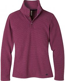 Mountain Khakis Women's Hollyhock Pop Top Pullover Jacket