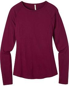 Mountain Khakis Women's Hollyhock Solitude Long Sleeve Shirt