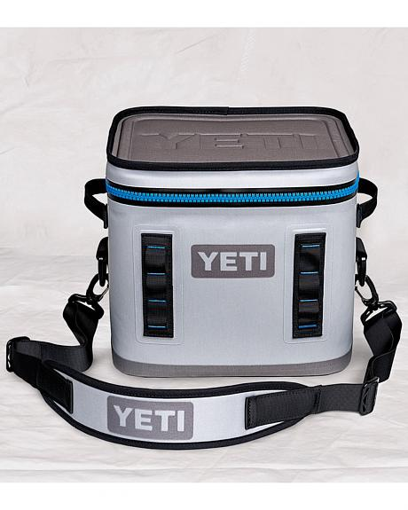 Yeti Grey Hopper Flip 12
