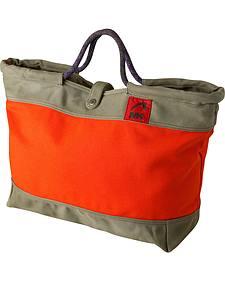 Mountain Khakis Orange Market Tote Bag