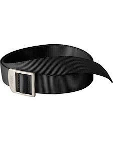 Mountain Khakis Black Webbing Belt