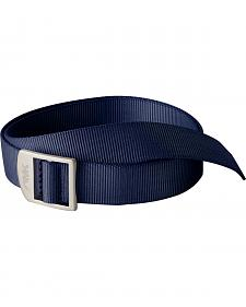 Mountain Khakis Navy Webbing Belt
