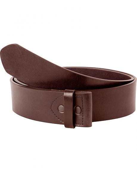 Mountain Khakis Men's MK Leather Belt (Belt Only)