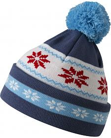 Mountain Khakis Men's Snowflake Pom Beanie