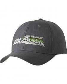 Mountain Khakis Black Vista Range Flex Fit Cap