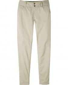 Mountain Khakis Women's Sadie Skinny Chino Pants - Petite