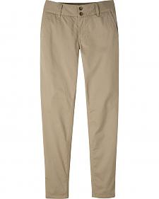 Mountain Khakis Women's Sadie Skinny Chino Pants