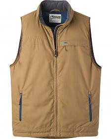 Mountain Khakis Men's Tobacco Brown Double Down Vest