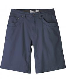 "Mountain Khakis Men's Classic Fit Camber 105 Shorts - 9"" Inseam"
