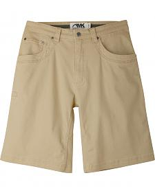 "Mountain Khakis Men's Classic Fit Camber 105 Shorts - 11"" Inseam"