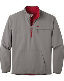 Mountain Khakis Men's Alpha Switch Reversible 1/4-Zip Pullover