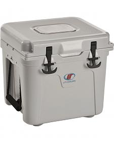 LiT Firefly TS-300 Grey Cooler - 22 Quart