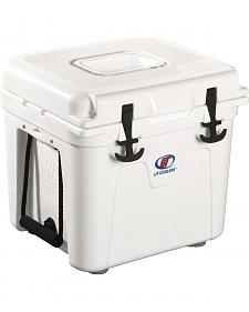 LiT Firefly TS-300 White Cooler - 22 Quart