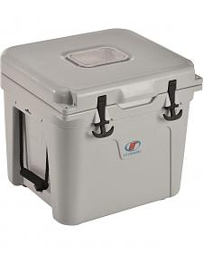 LiT Coolers Halo TS 400 Grey Cooler - 32 Quart