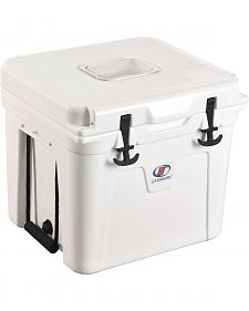 LiT Coolers Halo TS 400 White Cooler - 32 Quart