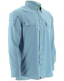 Huk Performance Fishing Men's Next Level Woven Shirt