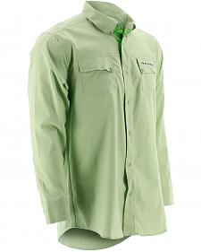 Huk Performance Fishing Men's Phenom Long Sleeve Shirt