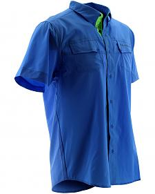 Huk Performance Fishing Men's Phenom Short Sleeve Shirt