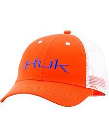 Huk Performance Fishing Logo Trucker Cap