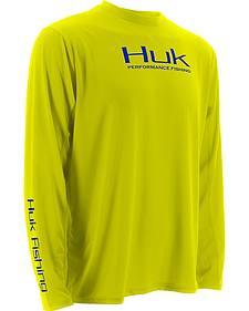 Huk Performance Fishing ICON Long Sleeve T-Shirt