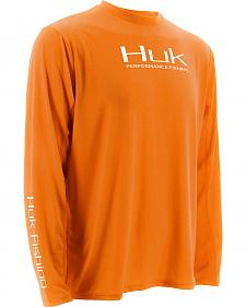 Huk Performance Fishing ICON Long Sleeve T-Shirt