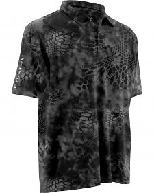 Huk Fishing Performance Kryptek ICON Polo