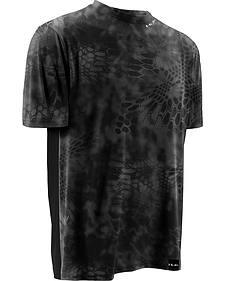 Huk Men's Kryptek LoPro ICON Short Sleeve Top