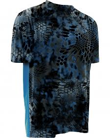 Huk Men's Kryptek LoPro ICON Short Sleeve Top