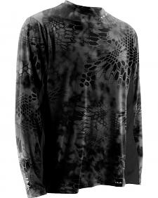Huk Men's Kryptek LoPro ICON Long Sleeve Top