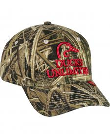 Ducks Unlimited Women's Camo Cap