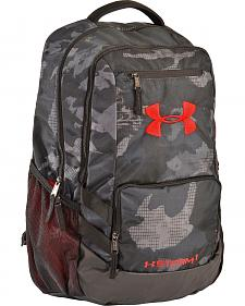 Under Armour Graphite Storm Hustle II Backpack