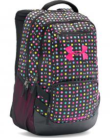 Under Armour Girls' Storm Hustle II Backpack